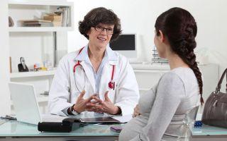 Запись на первое посещение к гинекологу