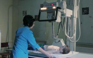 Прием рентгенолога