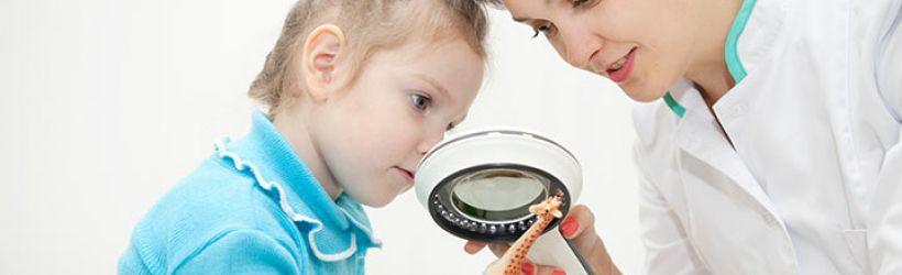 Запись к детскому дерматологу через интернет
