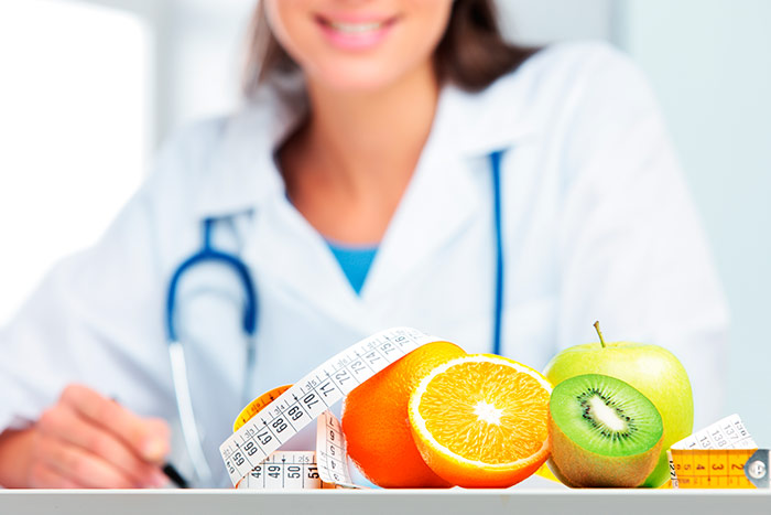 Прием диетолога - как проходит консультация